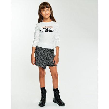 Юбка-шорты Futurino Cool тёмно-серая