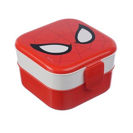 Контейнер для обеда IDEA Человек-паук (Красный) 0,4л