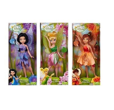 Куклы Jakks Pacific Волшебные Феи в цветочных платьях 22,5 см 6 в ассортименте