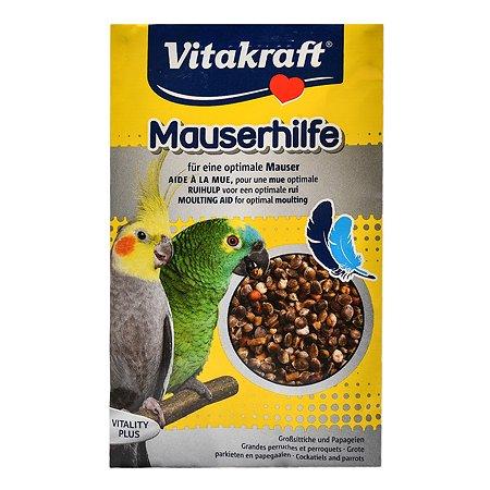 Подкормка для попугаев Vitakraft в период линьки 25г 21339