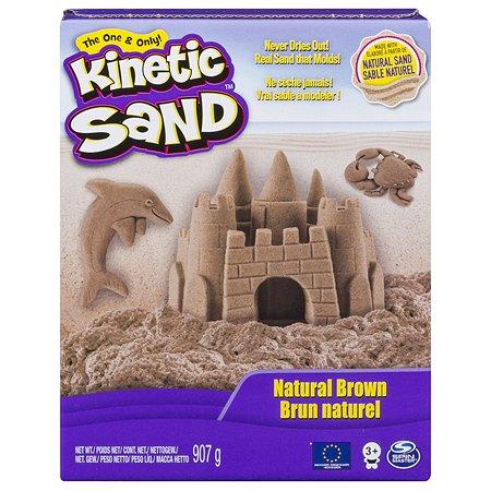 Песок кинетический Kinetic Sand 907г Натуральный 6037507