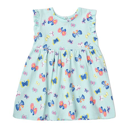 Платье BabyGo мятное