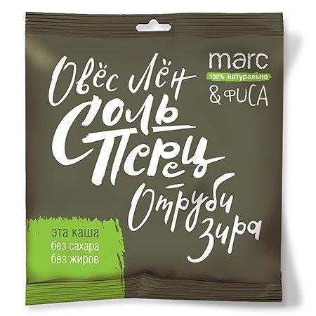 Каша Marc&Фиса овсяная соль-перец-зира 44г с 3лет