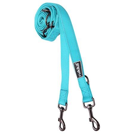 Поводок для собак RUKKA PETS S Синий 460201250J330S