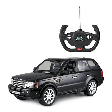 Машинка р/у Rastar Range Rover Sport 1:14 черная