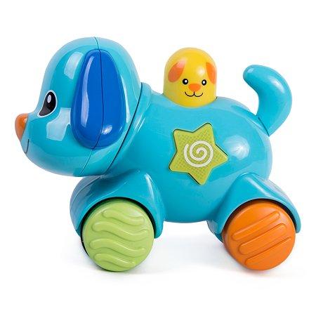 Игрушка Baby Go питомец на колёсах