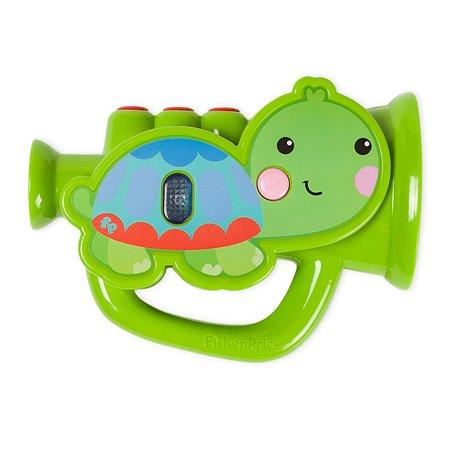Труба Fisher Price Мои первые игрушки Черепаха KFP2133