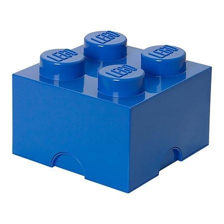 Система хранения LEGO 4 синий