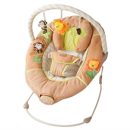 Люлька Summer Infant Swingin Safari (01803)