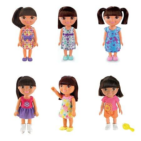 Кукла Dora Даша Путешественница Приключения каждый день в ассортименте T4751