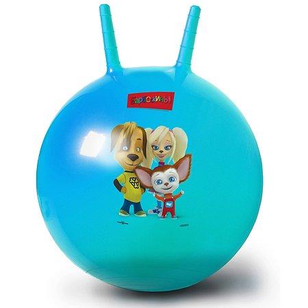 Мяч-попрыгун 50 см FRESH-TREND Барбоскины