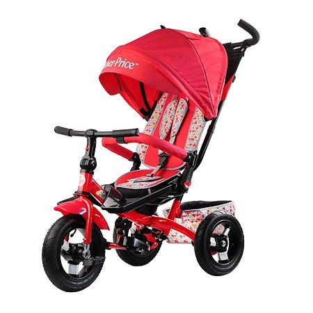 Велосипед Fisher Price 3колесный Красный HF9R