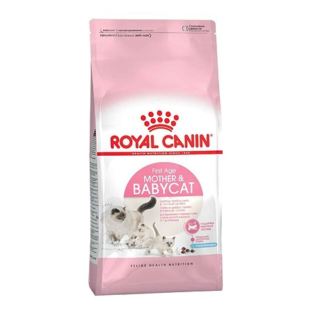 Корм сухой для котят ROYAL CANIN Mother and Babycat 2кг