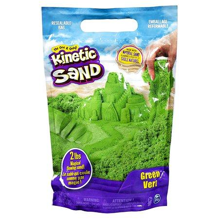 Песок кинетический Kinetic Sand 907г Green 6046035/20107735