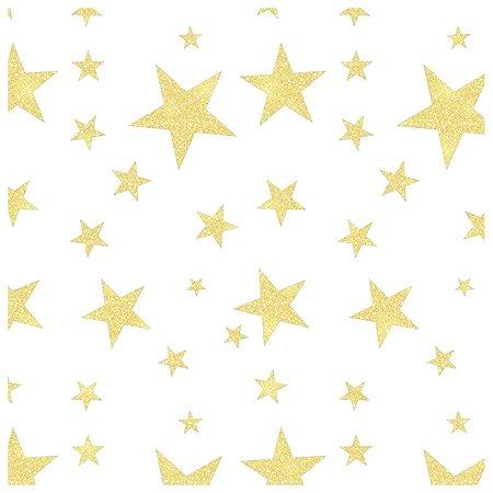 Бумага упаковочная Феникс Презент с декоративным рисунком 70*100см 80г/м2 79421