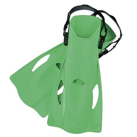 Ласты для плавания Bestway Tropical Sun Зеленый 27027