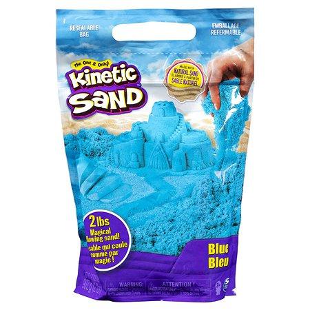 Песок кинетический Kinetic Sand 907г Blue 6046035/20107736