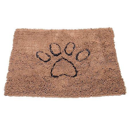 Коврик для собак DogGoneSmart Doormat супервпитывающий большой Коричневый 107639