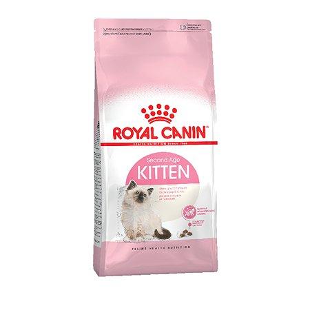 Корм сухой для котят ROYAL CANIN Kitten 400г 62061