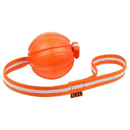 Игрушка для собак Liker Line Мячик малый