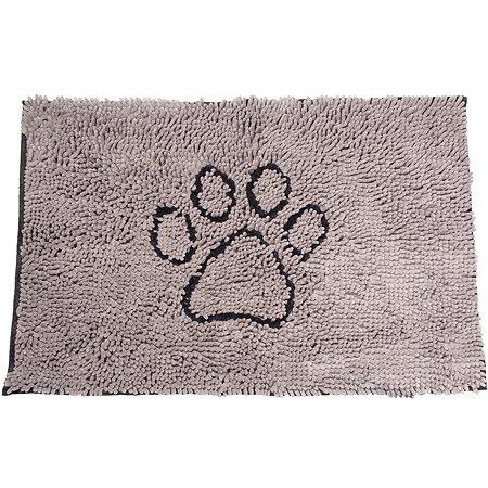 Коврик для собак DogGoneSmart Doormat супервпитывающий большой Серый 19557