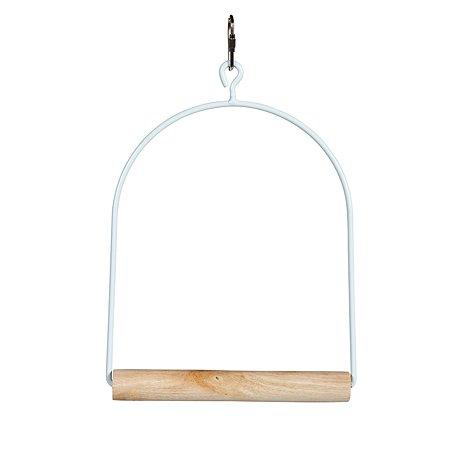 Игрушка для птиц Sky Small Cage Swing White 4048/SK