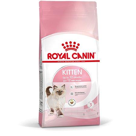 Корм сухой для котят ROYAL CANIN Kitten 2кг