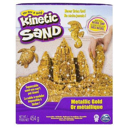 Песок кинетический Kinetic Sand 454г Металлик 6026411