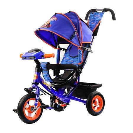 Велосипед Hot Wheels 3колесный Синий HH7B
