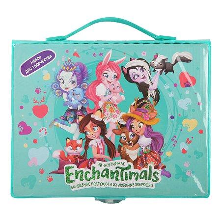 Набор для рисования Erhaft Enchantimals 43предмета DM0008