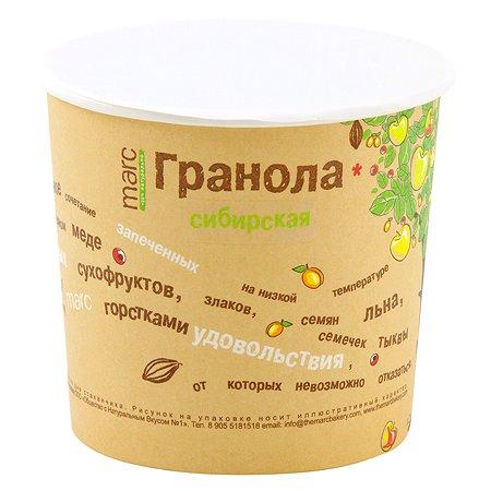Гранола Marc&Фиса Сибирская яблоко-грецкий орех 60г