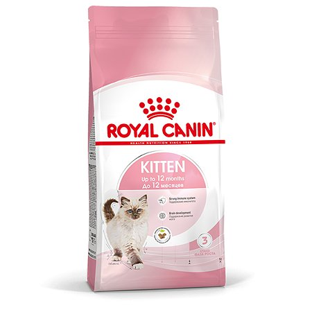 Корм сухой для котят ROYAL CANIN Kitten 4кг