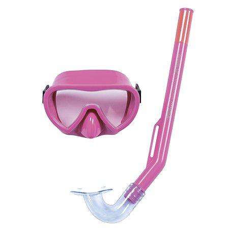 Набор для ныряния Bestway Essential Lil Glider Розовый 24036