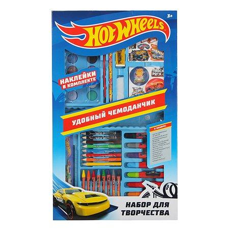 Набор для рисования Erhaft Hot Wheels 43предмета DM0009