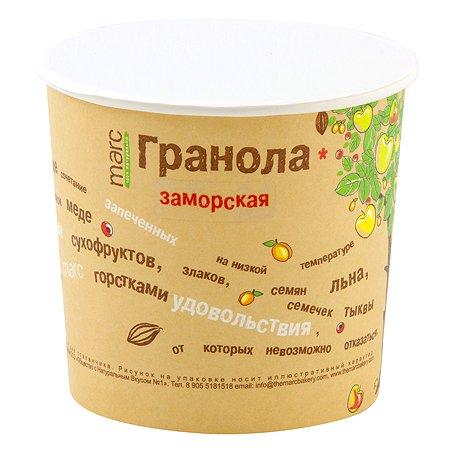 Гранола Marc&Фиса Заморская шоколад-клюква-фундук 60г