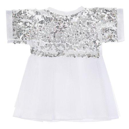 Платье для куклы Карапуз 295832