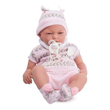 Пупс Guca в розовом платье
