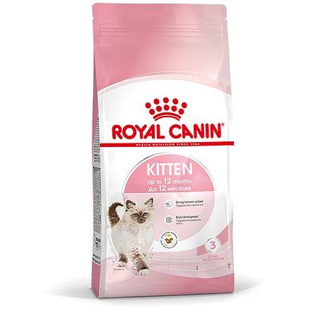 Корм сухой для котят ROYAL CANIN Kitten 10кг