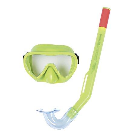 Набор для ныряния Bestway Essential Lil Glider Салатовый 24036