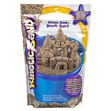 Песок кинетический Kinetic Sand Пляжный песок 1.36кг 6028363