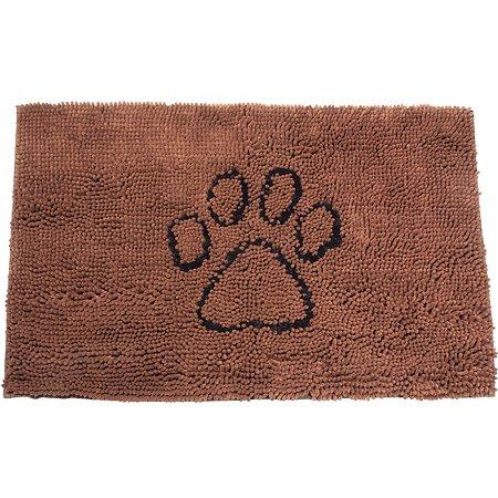Коврик для собак DogGoneSmart Doormat супервпитывающий малый Коричневый 107578