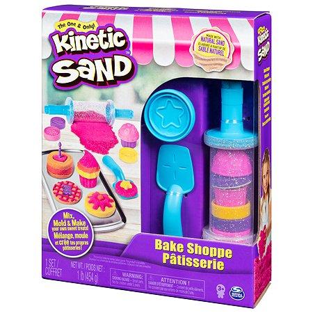 Песок кинетический Kinetic Sand Пекарня 6045940