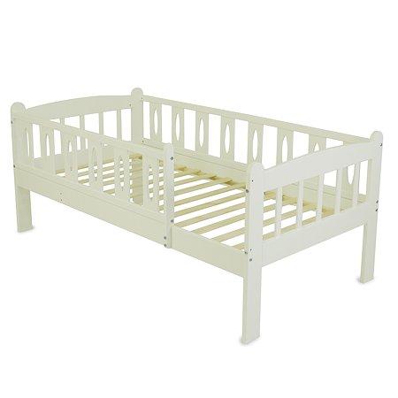 Кровать подростковая Babyton Соня 1 Бежевый