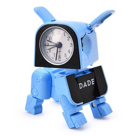 Часы-будильник FRESH-TREND Собака-трансформер YG094527