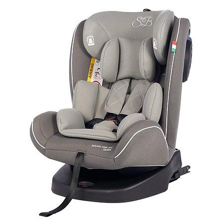 Автокресло Sweet Baby Round Trip SPS Isofix Grey