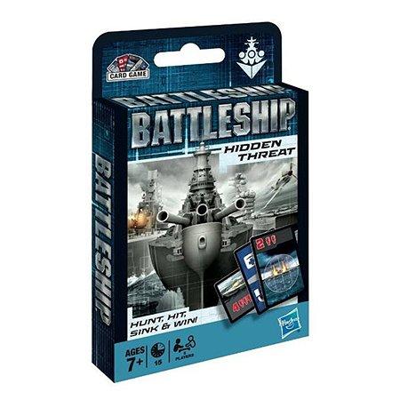 Карточная игра Hasbro Games Морской бой (русская версия)