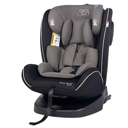 Автокресло Sweet Baby Round Trip SPS Isofix Grey Black