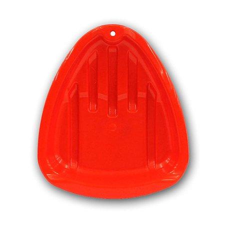 Ледянка Zebratoys средняя Красная 15-10732DM-К