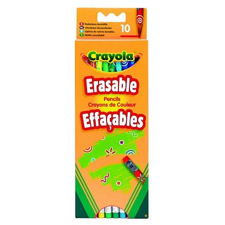 Карандаши цветные Crayola 10шт