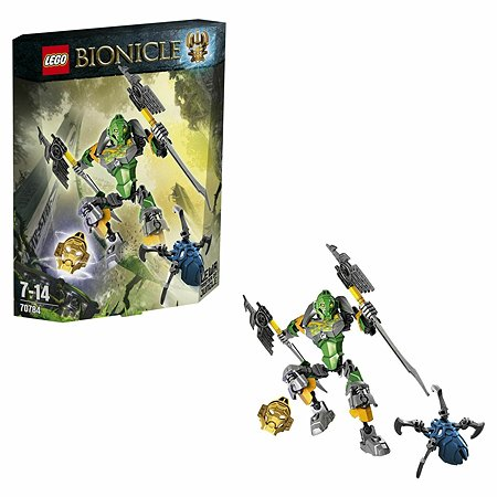 Конструктор LEGO Bionicle Лева – Повелитель Джунглей (70784)